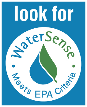 look for watersense